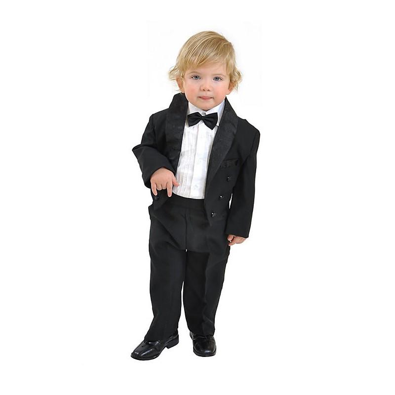 familytrends Festlicher Jungen-Anzug schwarz ...