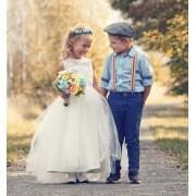 Schicke Mädchenkleidung für Hochzeiten | Festtagskinder.de